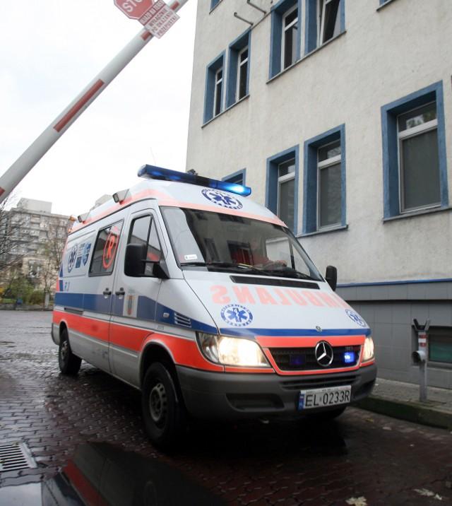 Jeden ambulans będzie przypadał na 26 tys. chorych