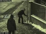 Poznań: Straż miejska złapała graficiarzy [ZDJĘCIA]