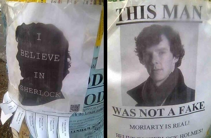 """Sherlockiana"" na lubelskich ulicach"