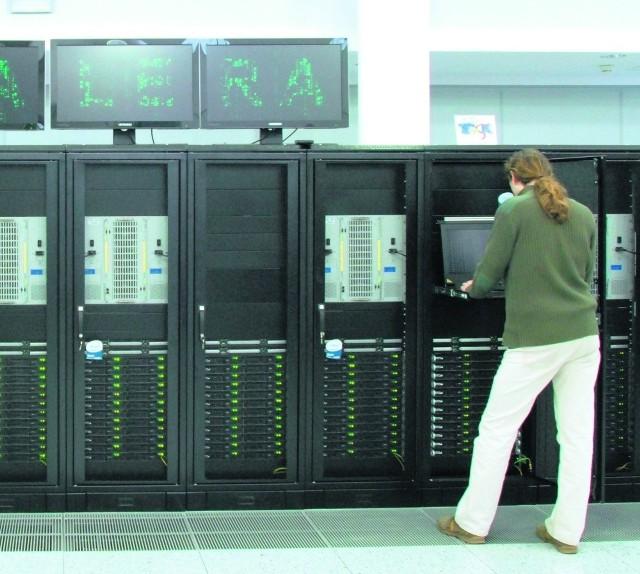 Superkomputer Galera w PG już służy nauce i biznesowi