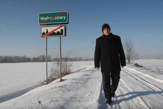 Większość mieszkańców już oswoiła się z przeprowadzką - mówi Łucjan Wendelberger