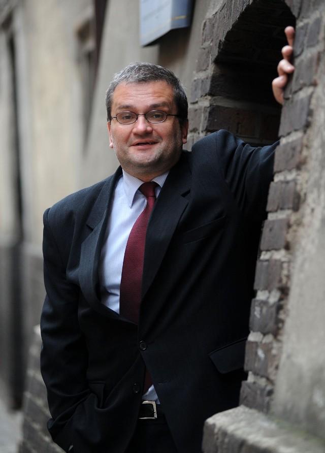 Michał Grześ, radny PiS