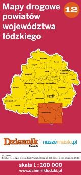 Ostatnia mapa Dziennika: powiat radomszczański