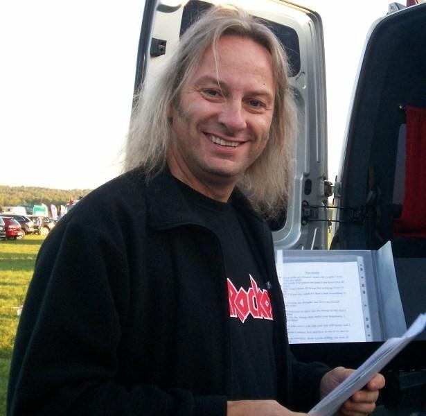 Grzegorz Kupczyk, wokalista zespołów Ceti, Turbo, Non Iron i wielu innych projektów muzycznych