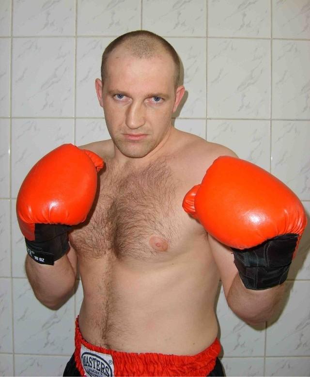 Rafał Aleksandrowicz (SKKB PL) zdobył brązowy medal w kategorii 86 kg seniorów