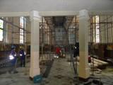 Rozbiórka stropu kościoła pw. św. Jana Chrzciciela w Jaśkowicach jeszcze się nie rozpoczęła
