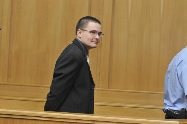 Jakub Tomczak za kratkami spędził już prawie 5 lat.