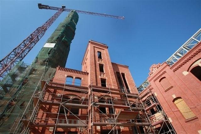 Prace w Nowym Centrum Łodzi już trwają
