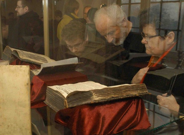 Muzeum mieści się w kościele na balkonie, który wcześniej pełnił rolę magazynu