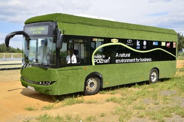Zielony, ekologiczny Solaris