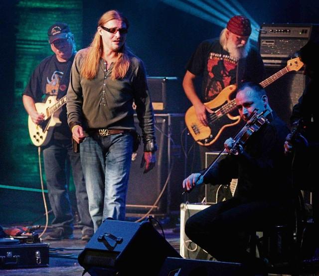 Muzycy Dżemu zagrali także muzykę irlandzką