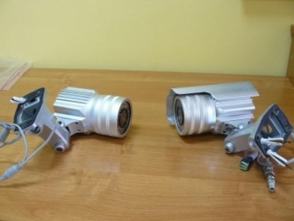 Złodzieje ukradli dwie kamery monitoringu w Radzyniu Podlaskim