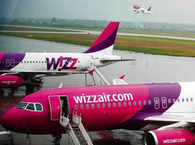 Wizz Air zdominował loty ze śląskiego lotniska
