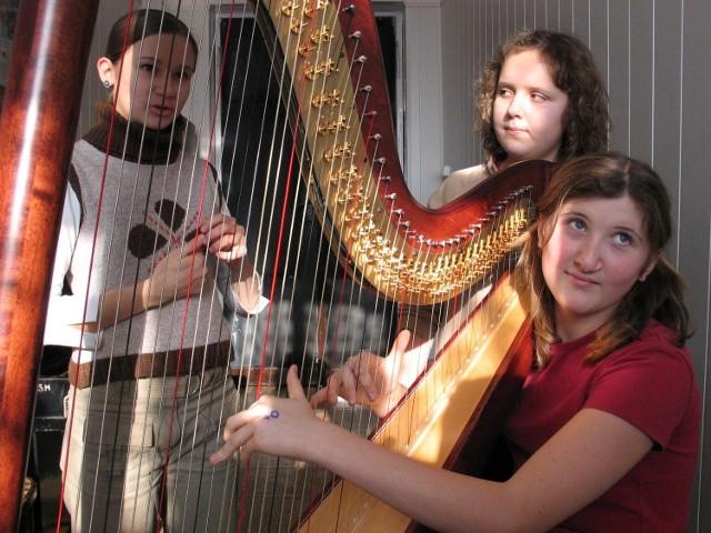 Harfa jest jednym z najstarszych instrumentów