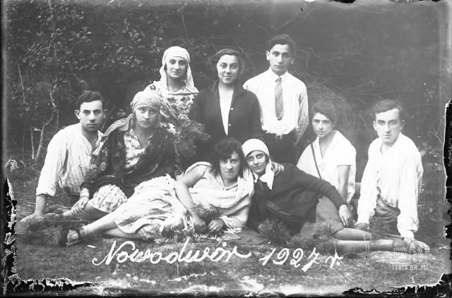 Nowodwór 1927 r.