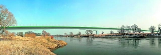 Na most, który połączy Brzeg Dolny z Wrocławiem, mieszkańcy czekają już ponad 60 lat. Kiedyś chcieli go stawiać Niemcy