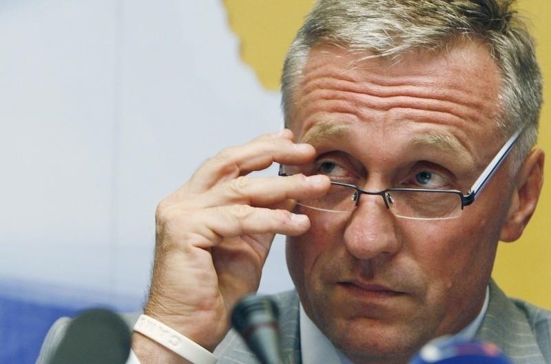 Premier Czech Mirek Topolánek