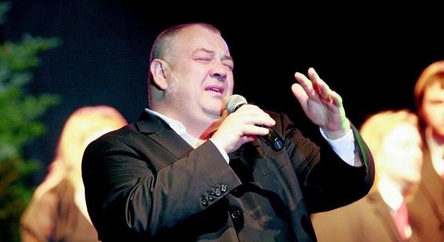 Stanisław Sojka - w tym roku mija 30 lat jego grania na scenie