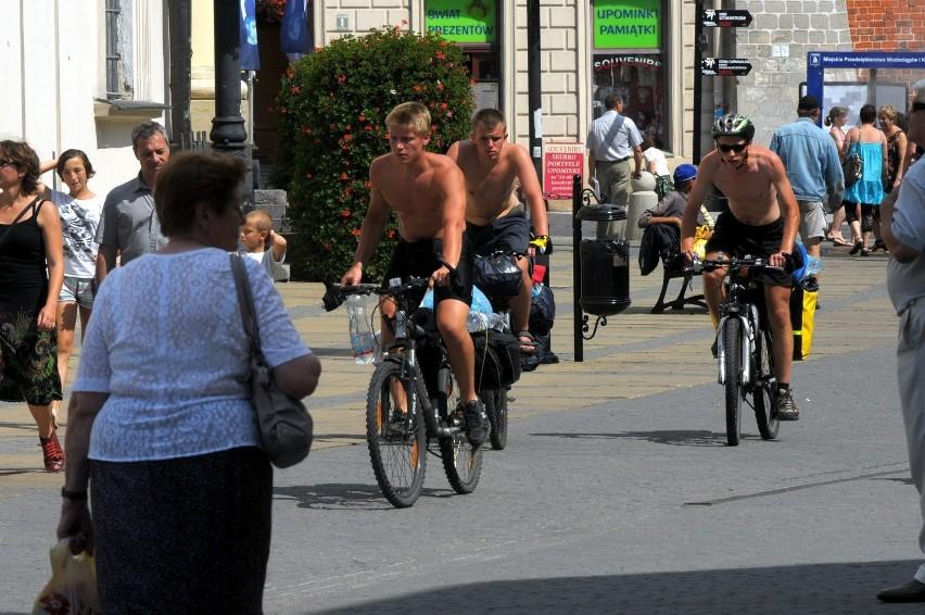 Wszystko zależy od kultury rowerzysty