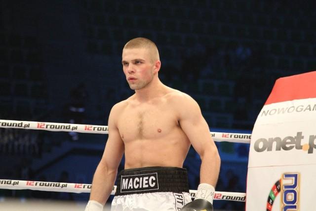 """Łukasz """"Gruby"""" Maciec (Paco Team Lublin) stoczy swój osiemnasty pojedynek na zawodowym ringu"""