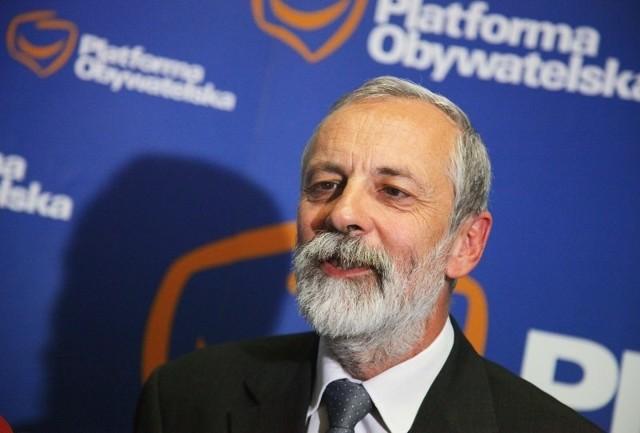 Rafał Grupiński, szef klubu PO w Sejmie i członek komisji kultury