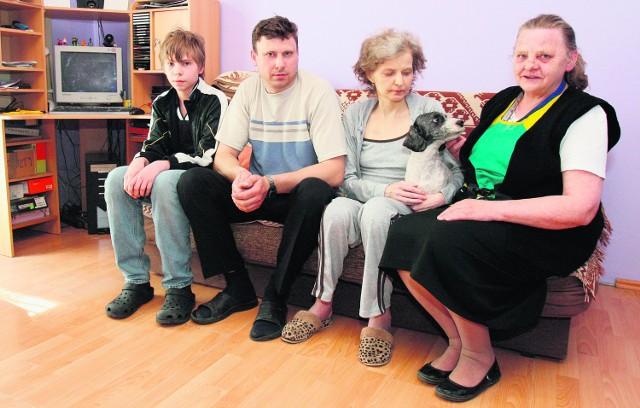 Rodzina Pilarskich jest w bardzo trudnej sytuacji