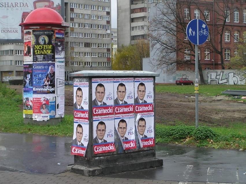 Widziałeś Nielegalne Plakaty Daj Nam Znać Gdzie Gazeta