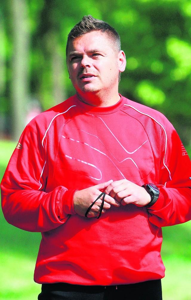 Mariusz Sawa, trener Motoru