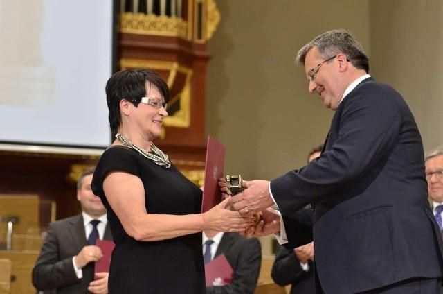Uroczystość przyznania Nagród Gospodarczych Prezydenta RP.