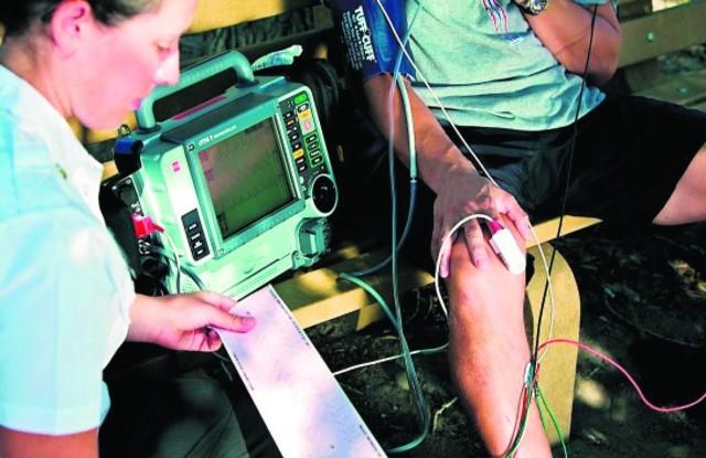Nowoczesna aparatura uratuje ciężko chorych pacjentów