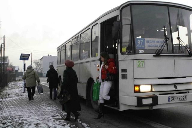 Mieszkańcy Psar najczęściej dojeżdżają do pracy do Będzina, Bytomia i Piekar