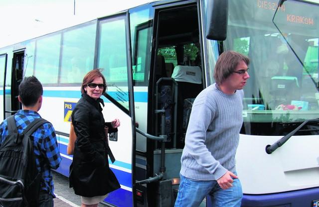 Na dworcu w Wadowicach ruch pasażerski się zwiększył
