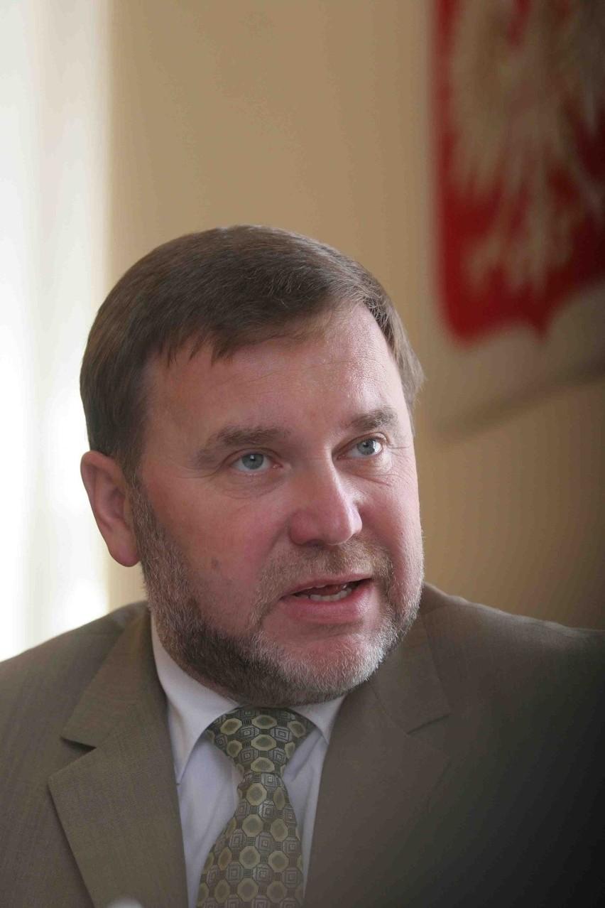 Zygmunt Łukaszczyk, wojewoda śląski