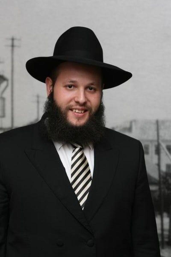 Rabin Szalom Ber Stambler