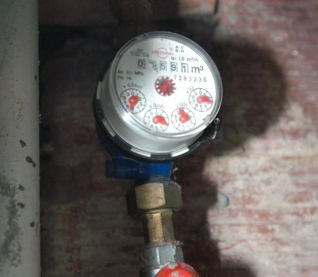 W przypadku dwukrotnej nieobecności Aquanet nalicza średnie zużycie wody