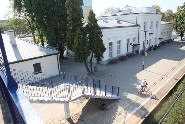 Część pociągów z Warszawy będzie omijać dworzec na Widzewie