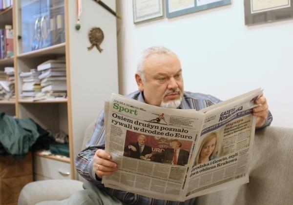 profesor Ryszard Tadeusiewicz
