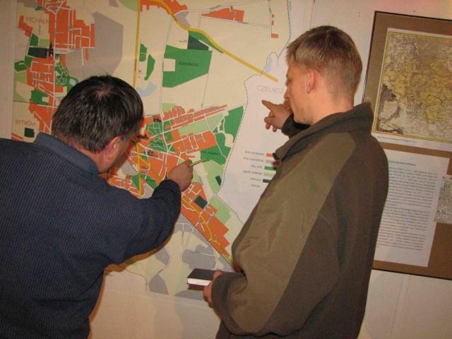 Artur Troncik i Leszek Drabicki przyznają, że pomoc archeologów będzie nieodzowna