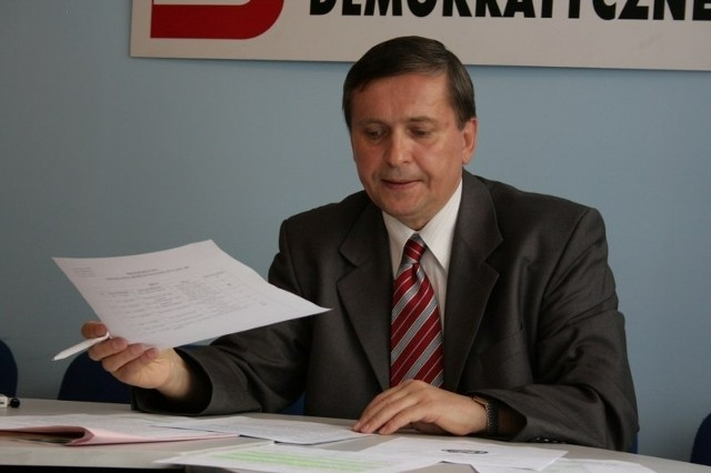 Poseł Tomaszewski ma najwięcej biur w Wielkopolsce.