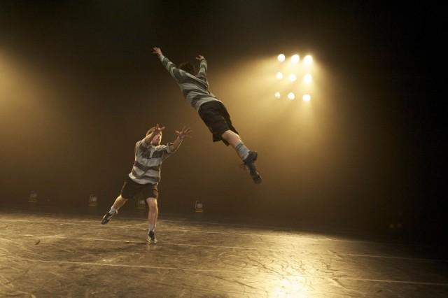 Taneczny hołd sztuce footballu