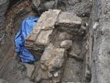 Odkopano najstarszą łódzką fabrykę [ZDJĘCIA]