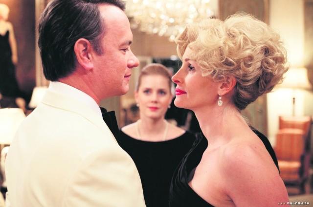 Bohaterowie Afganistanu: Charlie Wilson (Tom Hanks) i jego kochanica Jo (Julia Roberts)