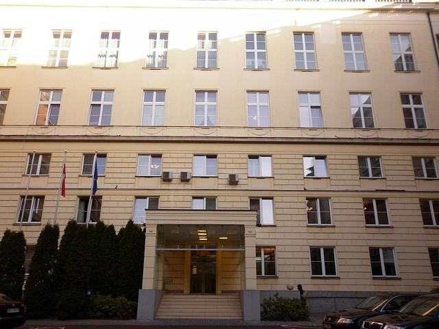 Gmach MSWiA przy ul. Rakowieckiej w Warszawie