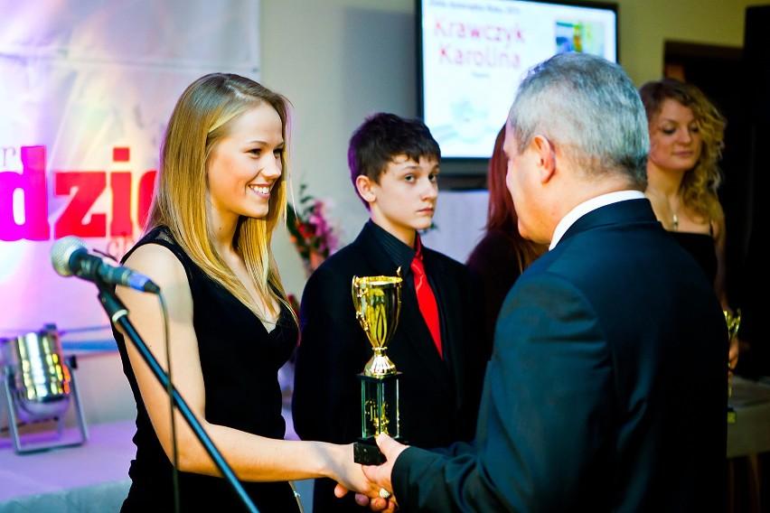 Karolina Krawczyk (Cement Gryf Chełm) zajęła trzecią lokatę w plebiscycie, odbierając też nagrodę w imieniu siostry Katarzyny Krawczyk, zwyciężczyni plebiscytu