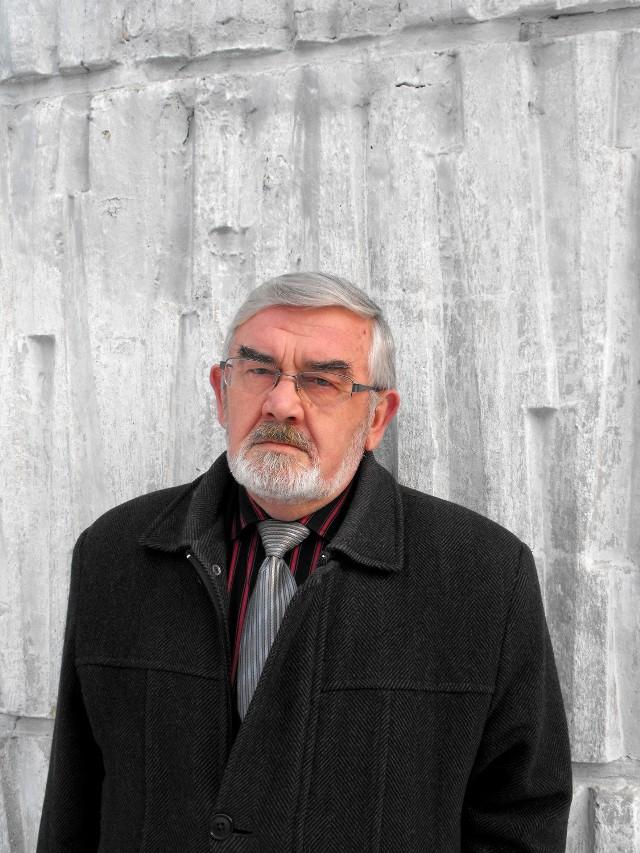 Franciszek Piątkowski, pomysłodawca i organizator Wakacyjnej Akademii Reportażu im. R. Kapuścińskiego