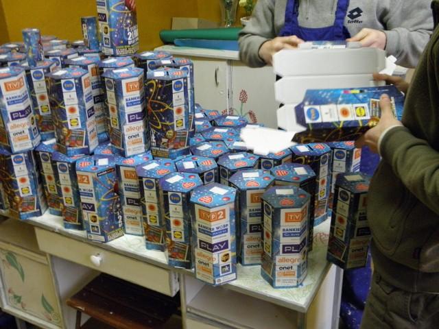 Więźniowie z Sieradza przygotowali 500 puszek dla sztabu WOŚP