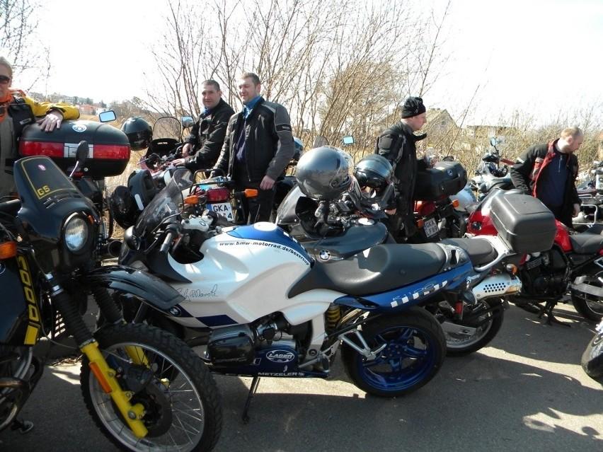 Sobowidz: Otwarto sezon motocyklowy (ZDJĘCIA)