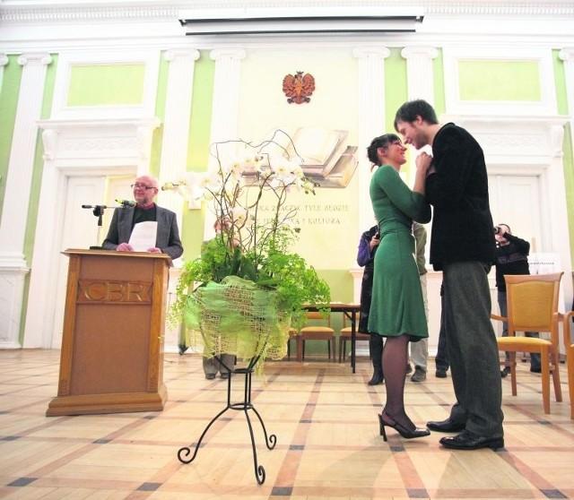 Pierwszy polski ślub humanistyczny, alternatywa dla ceremonii kościelnej