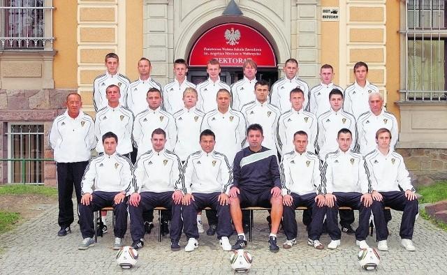 Piłkarze i sztab szkoleniowy Górnika Wałbrzych są już gotowi na środowy mecz z Żaganiem