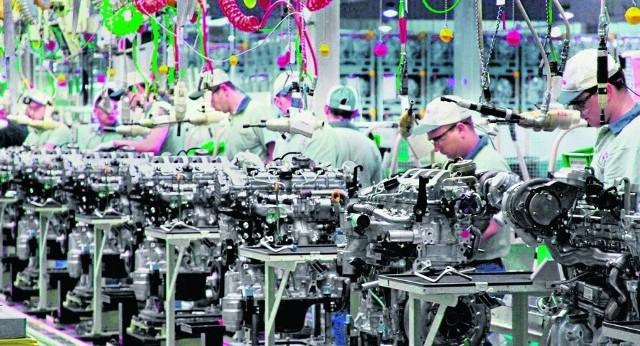 Aby utrzymać obecny poziom zatrudnienia, japoński koncern uruchomił nową linię produkcyjną w Jelczu-Laskowicach